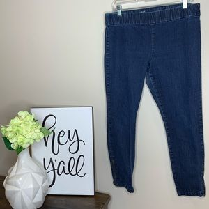 Ny&Co Low Rise Jegging w/ Zipper Detail on Ankle